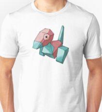 Porygon / Ones and Zeros Unisex T-Shirt