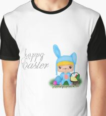 Happy Easter [Party Project] - Original (b) Graphic T-Shirt