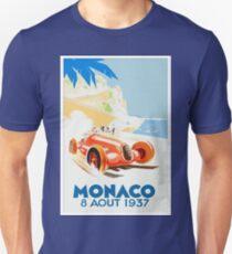 Grand Prix Monaco 1937 Unisex T-Shirt