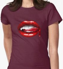 Bloody Bites Women's Fitted T-Shirt