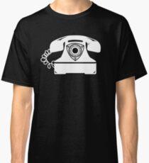 RX7 RX8 Rotary Engine Mazda Phone - White Classic T-Shirt
