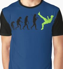 Zlatan Ibrahimovic Evolution Graphic T-Shirt