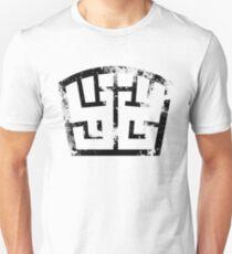 SOLDIER black grunge T-Shirt