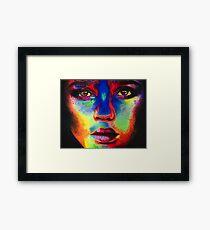 Humid Framed Print