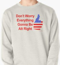 Alt Right Pullover