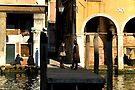Life on the Grand Canal by Tiffany Dryburgh