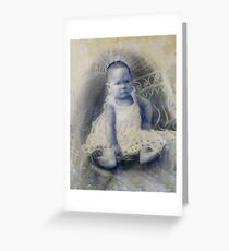BOONIE ELIE ROBERTS, OBION COUNTY, TENNESSEE Greeting Card
