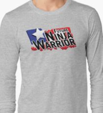 Future Ninja Warrior Long Sleeve T-Shirt