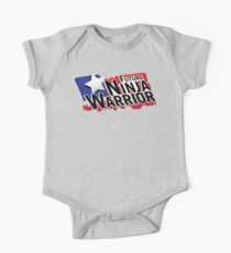 Future Ninja Warrior One Piece - Short Sleeve