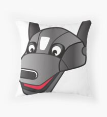I LOVE MY DOGS_25 Throw Pillow