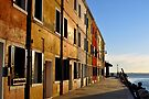 Late Afternoon on Burano by Tiffany Dryburgh