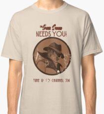 The Silver Shroud Classic T-Shirt