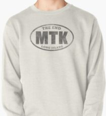 Montauk - The End (black) Pullover