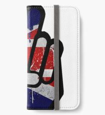 Peace Union Jack iPhone Wallet/Case/Skin