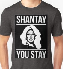 Shantay You Stay Unisex T-Shirt