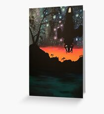 cant take the sky from me Greeting Card