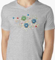 Camo Sweets Mens V-Neck T-Shirt