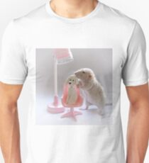 Working at the Hairdressers (doing a perm) Unisex T-Shirt