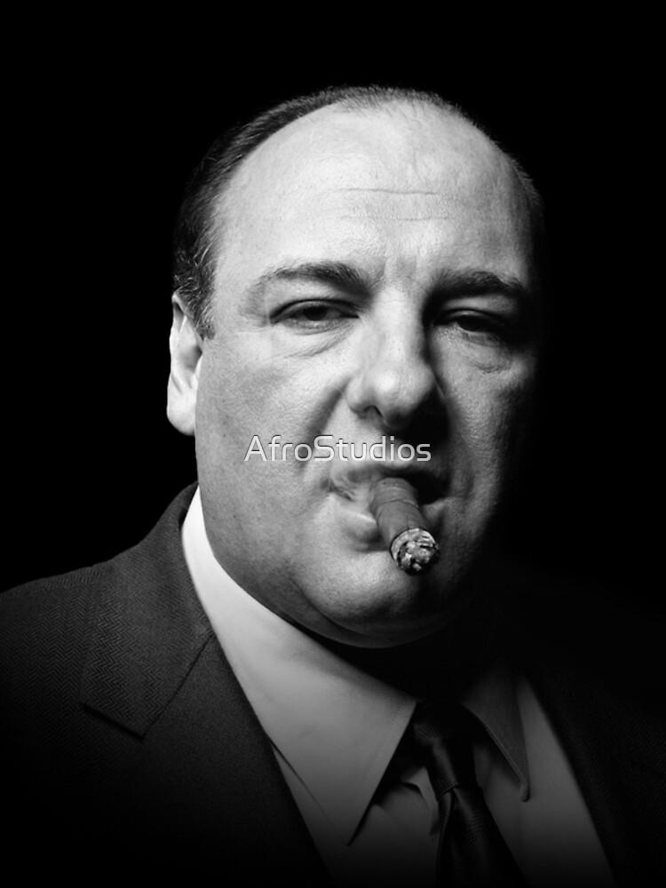 Tony Soprano | The Sopranos by AfroStudios