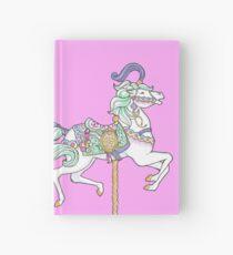 Carousel Horse Hardcover Journal