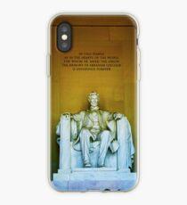 Vinilo o funda para iPhone Lincoln