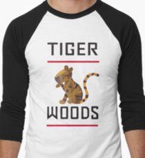Tiger Woods Men's Baseball ¾ T-Shirt