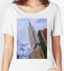 ESB, NYC Women's Relaxed Fit T-Shirt