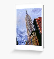 ESB, NYC Greeting Card