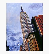 ESB, NYC Photographic Print