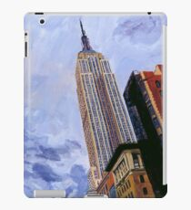ESB, NYC iPad Case/Skin