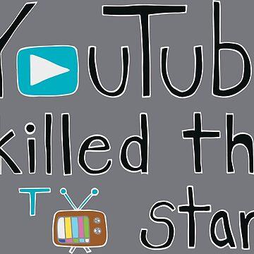 YouTube mató a la estrella de televisión de mlleruta