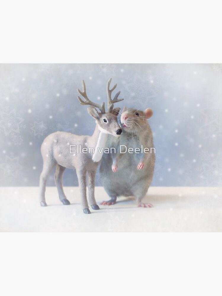Winter time by Ellen
