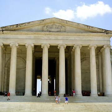 Jefferson Memorial by hernac10