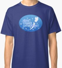 Here Comes A Thought Classic T-Shirt