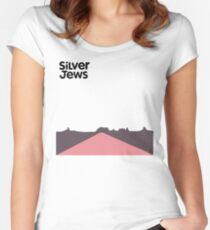 Silver Jews - American Water Shirt Women's Fitted Scoop T-Shirt
