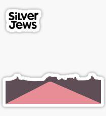 Silver Jews - American Water Shirt Sticker