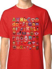 Sesame Street Alphabet Classic T-Shirt