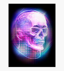Skull Xray Photographic Print