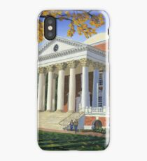 Rotunda, UVA iPhone Case/Skin