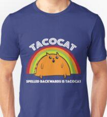 Tacocat spelled backwards is Tacocat Unisex T-Shirt