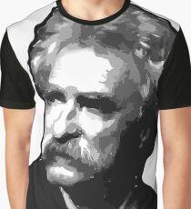 Mark Twain Graphic T-Shirt