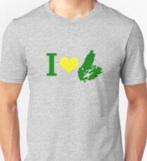 I Coeur du Cap-Breton T-shirt unisexe