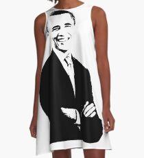 Obama A-Line Dress