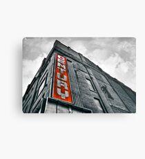 The Century Theatre (HDR) Metal Print