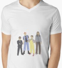 The young ones V-Neck T-Shirt