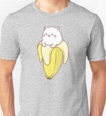 Banana Cat Unisex T-Shirt