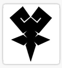 Keyblade Master Symbol Sticker