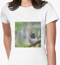 Little Bird in a Pastel Wonderland T-Shirt