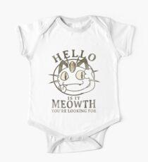 Hello Kids Clothes