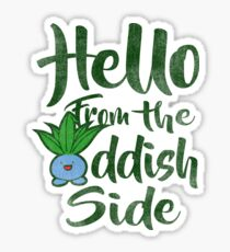 Hello 2 Sticker